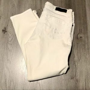 Kenneth Cole White Jeans Pants Womens 8/29